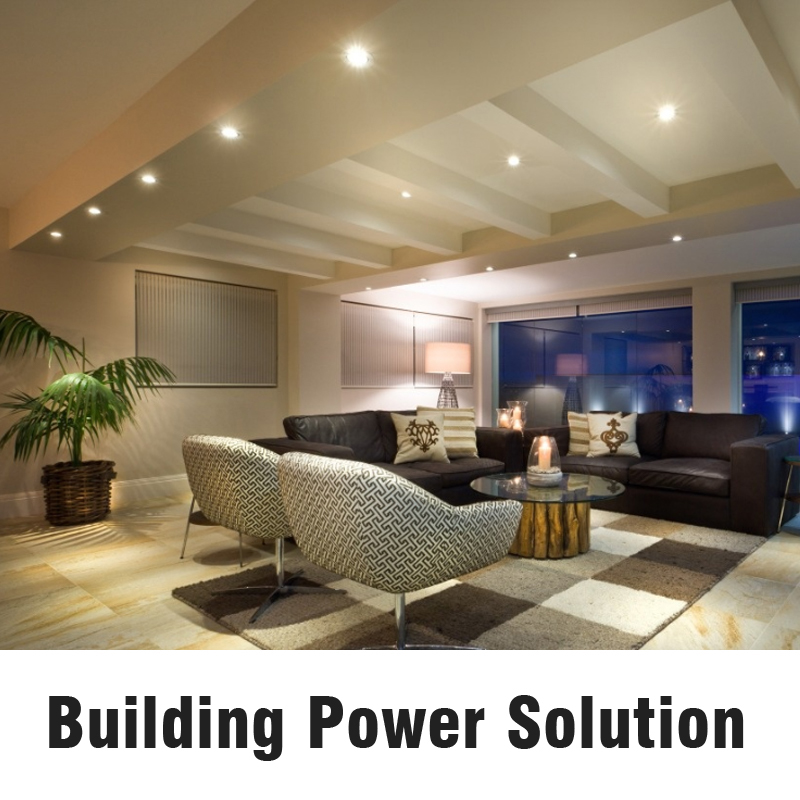 Building Power Solution